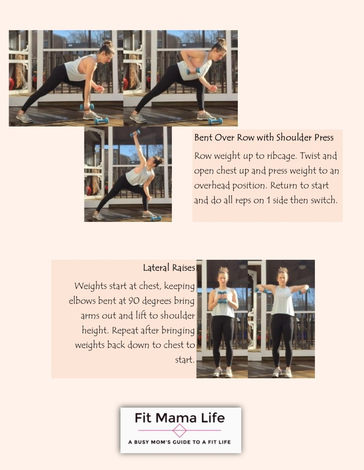 Knockout Arms Workout 2